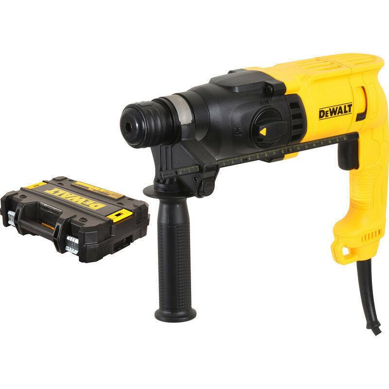 DEWALT Perforateur burineur SDS-Plus 22mm 710W - DEWALT D25033K-QS
