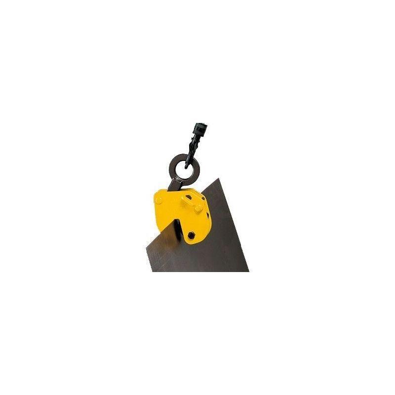 Websilor - Pince à tôle pour surface dure - Capacité : 2 tonnes