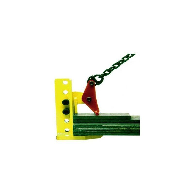 Websilor - Pince à tôle réglable - Capacité : 1.5 tonnes