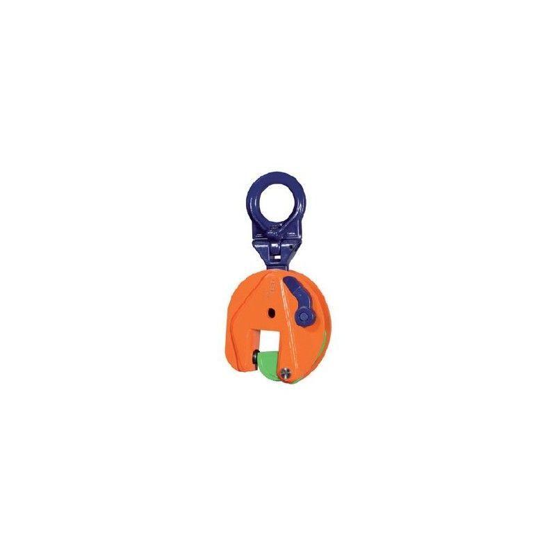 Websilor - Pince à tôle universelle dureté 485 HB - Capacité : 6000 kg