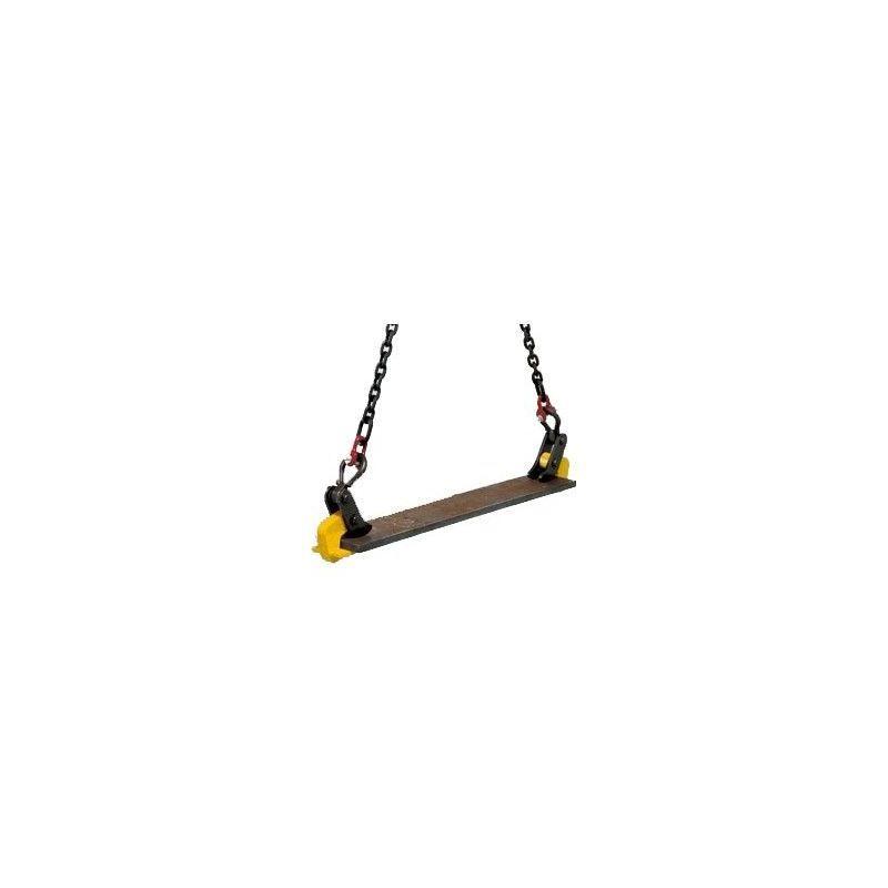 Websilor - Pince pour tôle horizontale - Capacité : 4 tonnes