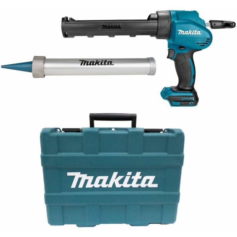 Makita DCG180ZXK - Pistolet à colle / silicone Li-Ion 18V (machine seule) dans