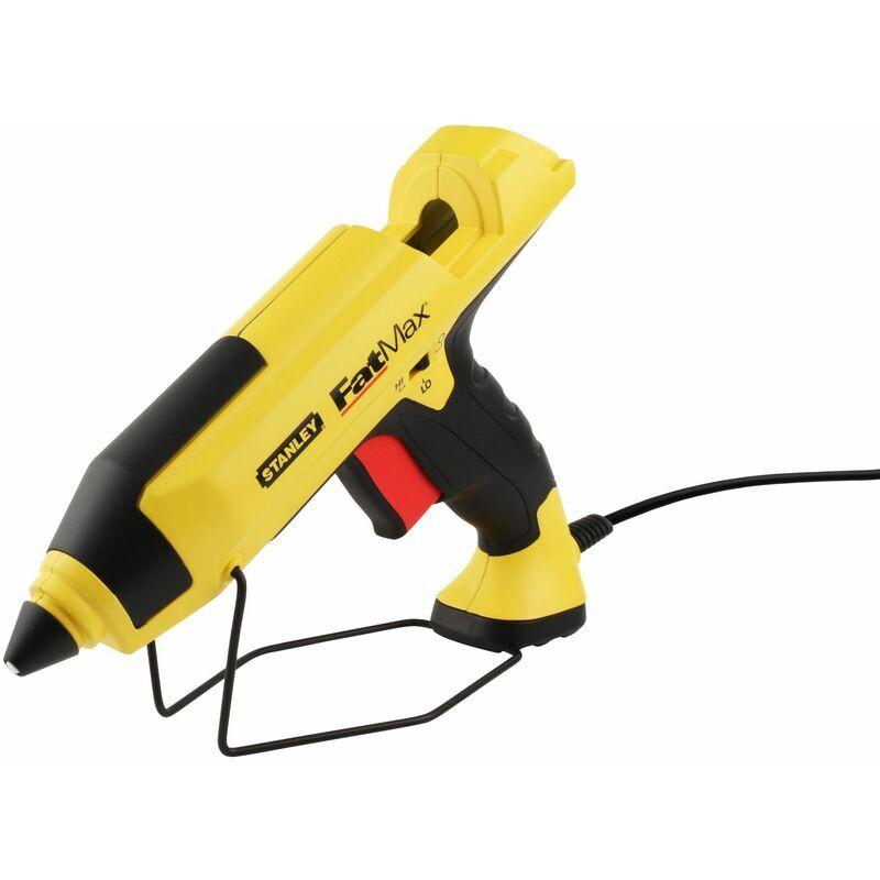 Stanley - Pistolet à Colle - GR100R - Usage Intensif - pour Bâtons de Colle 12