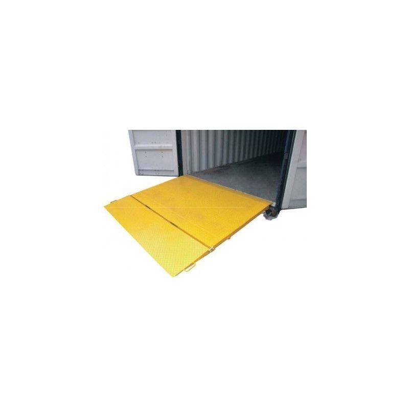 WEBSILOR Pont de chargement à container