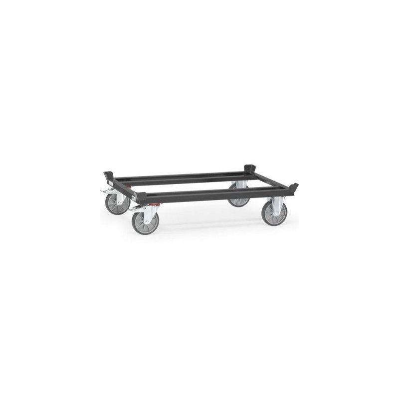 WEBSILOR Rouleurs de palettes Fetra - Capacité : 750 kg