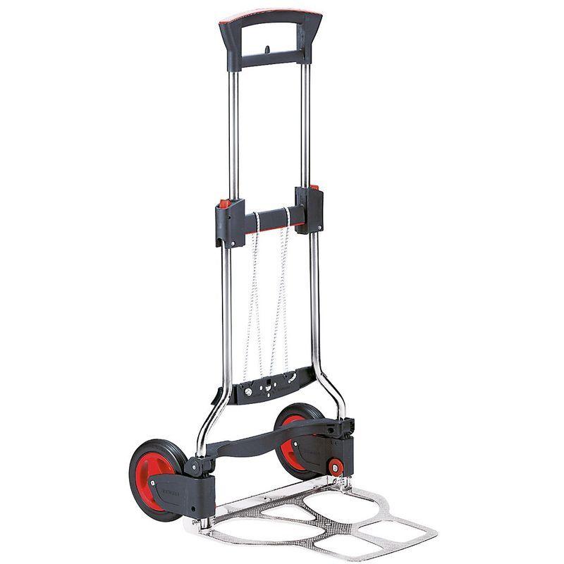 CERTEO RuXXac® Diables repliables - diable RuXXac®-cart EXCLUSIVE - force 125 kg