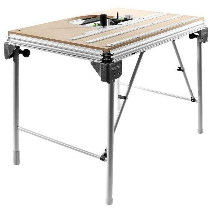 FESTOOL Table multifonctions MFT/3 Conturo-AP - Festool