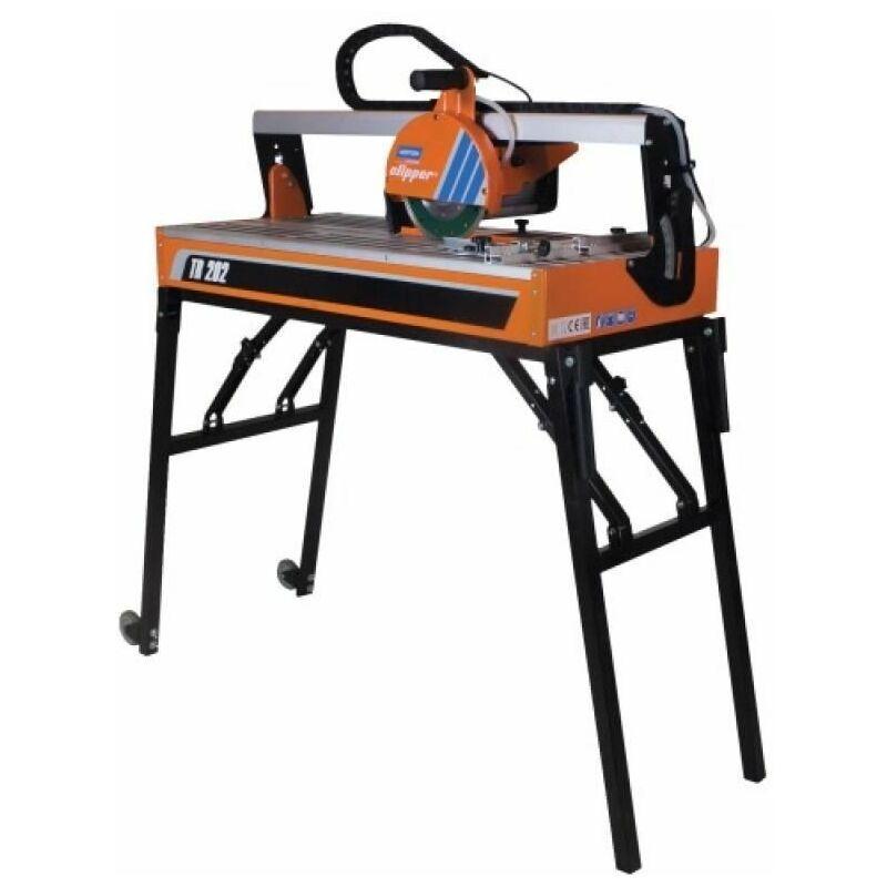 NORTON Scie de carrelage sur table Ø 200 mm 900 W TR202E