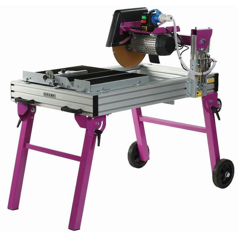 SIDAMO Scie de table SIDAMO PRECICUT 350PLUS AVEC PIETEMENT - 230 V. MONO - 20116000