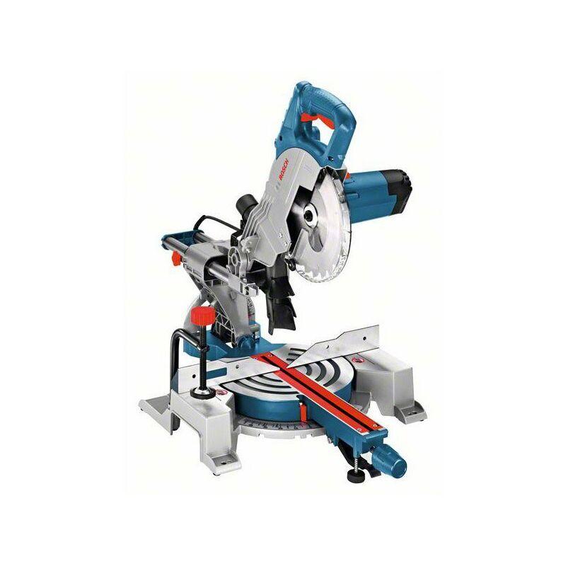 Bosch Professional Scie à onglets radiale GCM 800 SJ, 1400 W - 0601B19000
