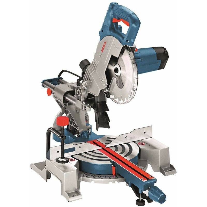 Bosch GCM 800 SJ - Scie à onglet radiale - 1400W - 216 x 30mm