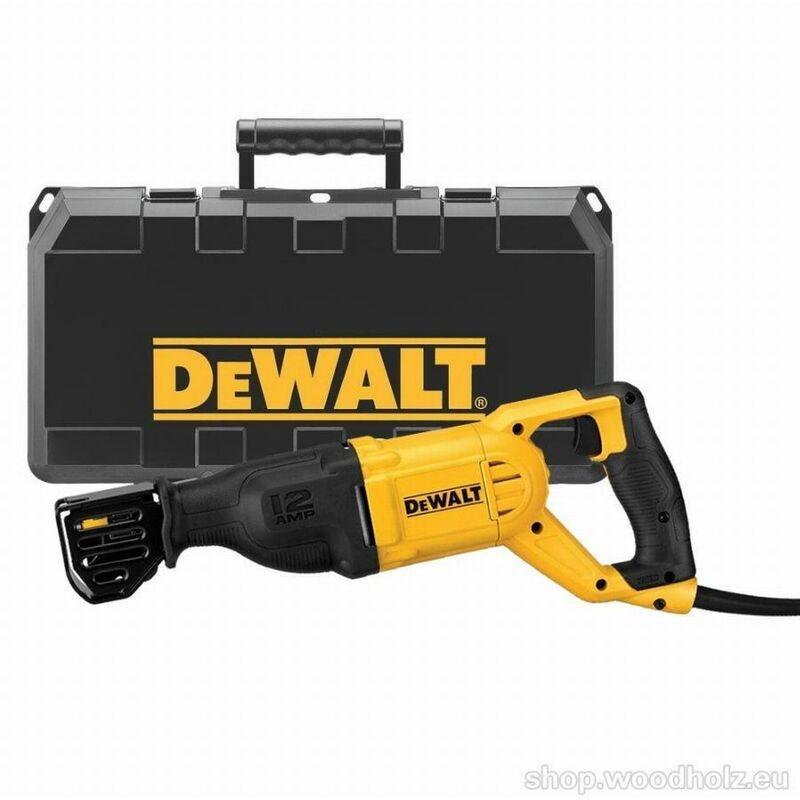DEWALT Scie sabre DEWALT 1100w -DWE305PK