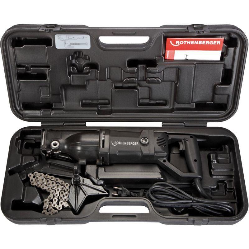 Rothenberger - Scie sabre électro portative TIGER ELECTRONIC 1200 W 865700