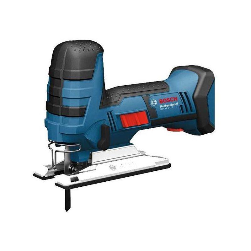 BOSCH Scie Sauteuse GST 18 V-LI S (Machine seule Carton) - Bosch