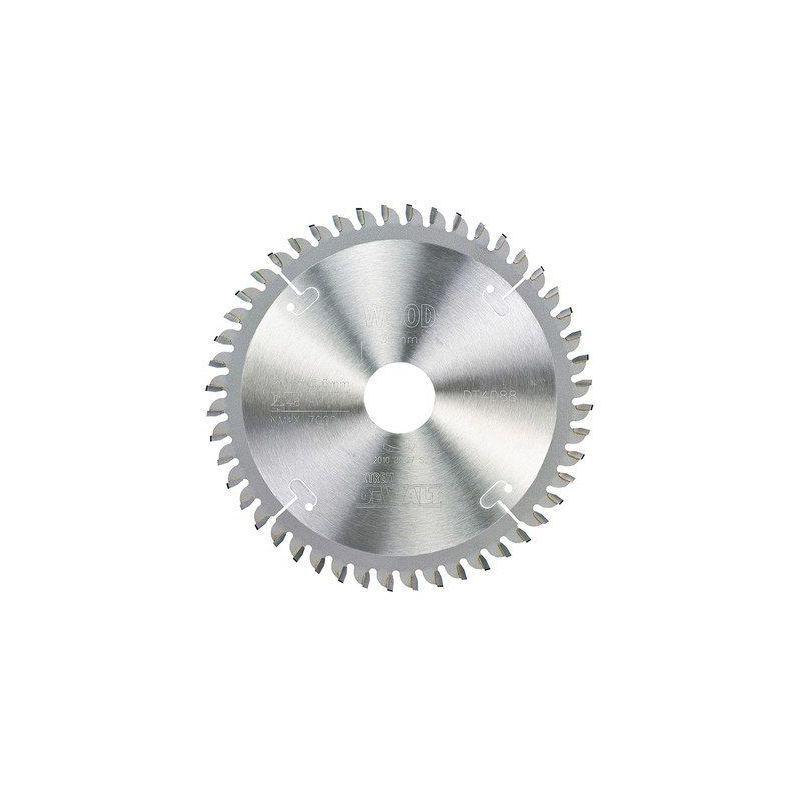 DEWALT Lame de scie circulaire   Ø165 (lame) x Ø30 (trous) x 48D