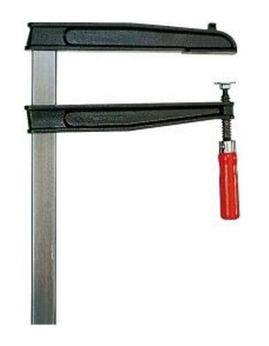 BESSEY Serre-joint à grande portée TGNT, Capacité de serrage : 600 mm, Portée 250 mm,
