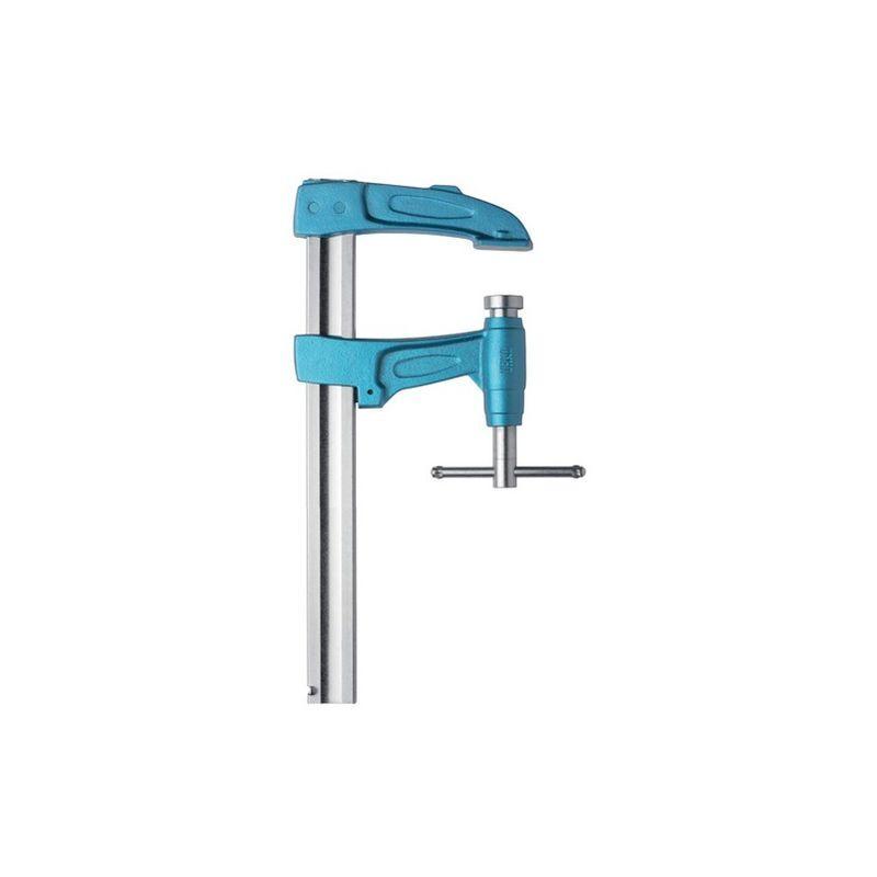 URKO Serre-joint à pompe SUPER EXTRA 210 cm section 40 x 10 mm saillie de 125 mm