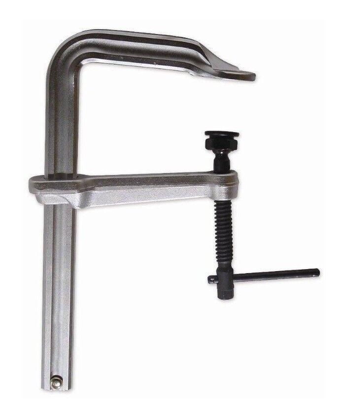 PIHER Serre-joint acier modèle POT 30503-30505-30508-30510-30515   30 cm - Piher