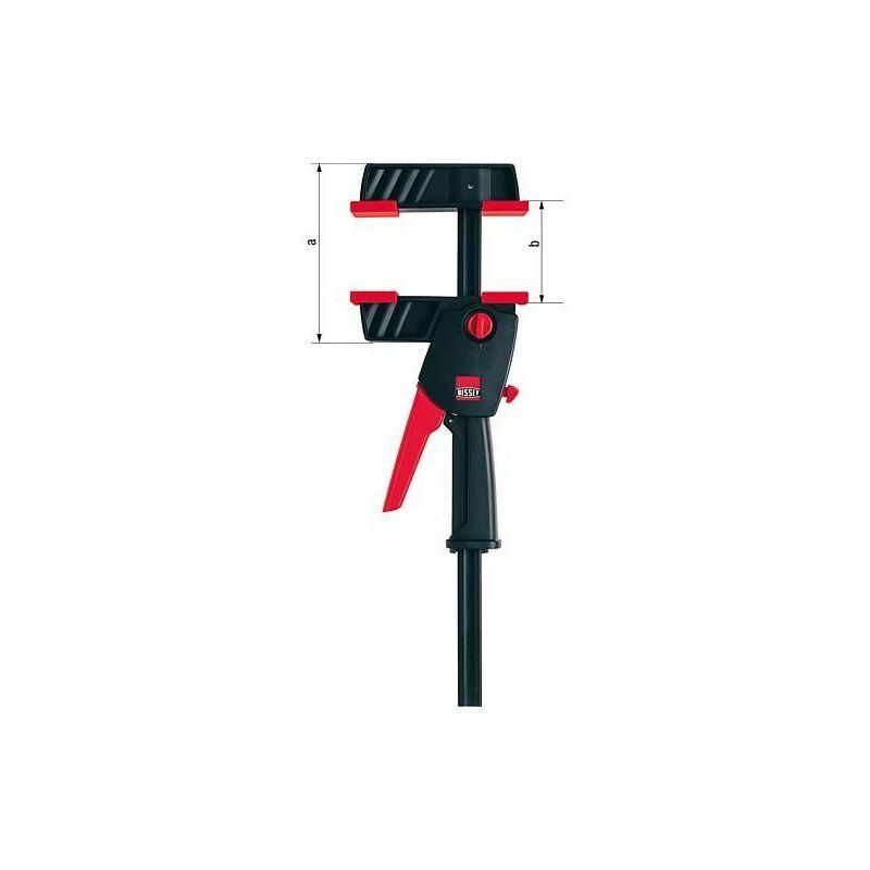BESSEY Serre-joint une main DuoKlamp Type DUO65-8 650x85mm