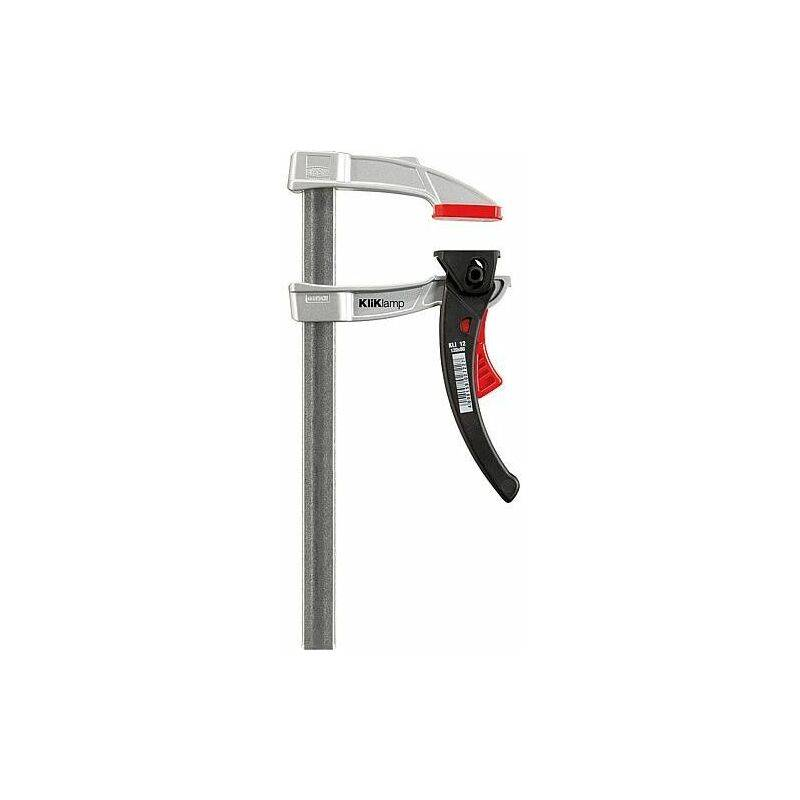 BESSEY Serre-joints en magnesium Kliklamp Ecartement 120 mm