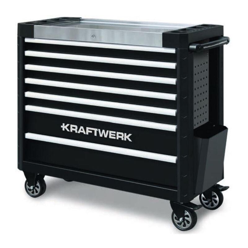 KRAFTWERK Servante d'atelier Pro-Line P407L EVA KRAFTWERK 308 pièces - 3935NG-4940