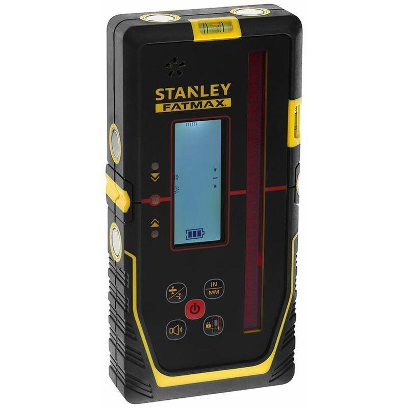 Stanley FatMax cellule de détection digitale pour lasers rotatifs, rouge