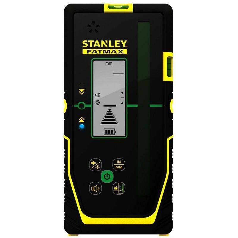 Stanley Fatmax cellule de détection digitale pour lasers rotatifs, vert