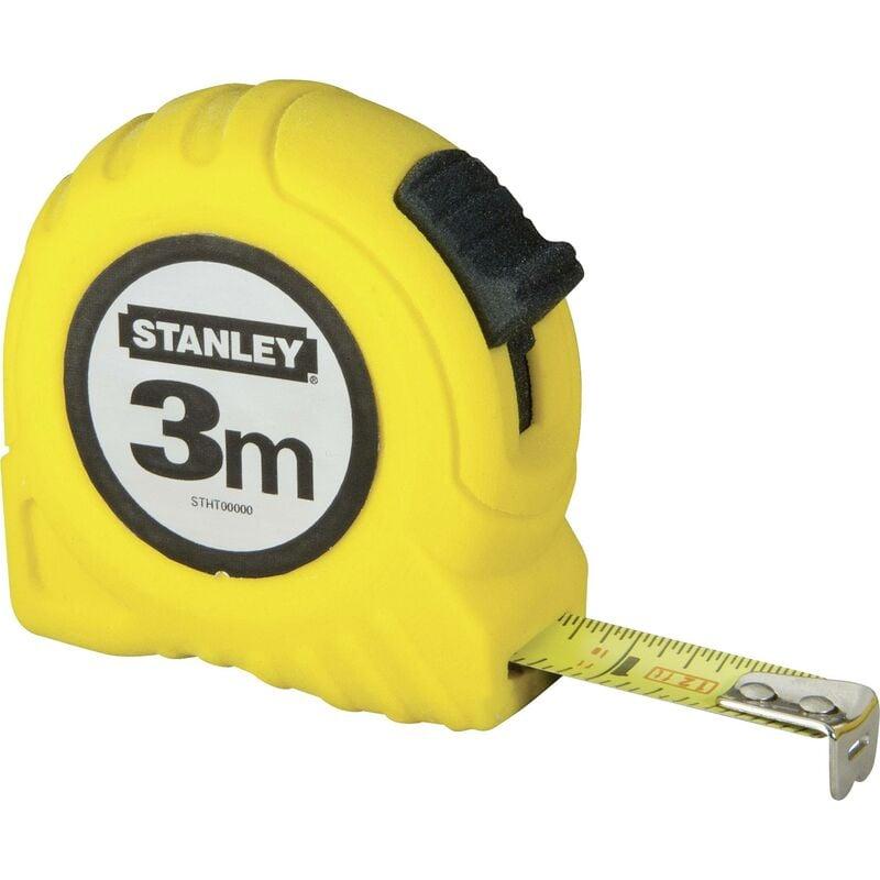 STANLEY BY BLACK & DECKER Mètre-ruban 3 m 1-30-487 1 pc(s) S030211 - Stanley By Black&decker