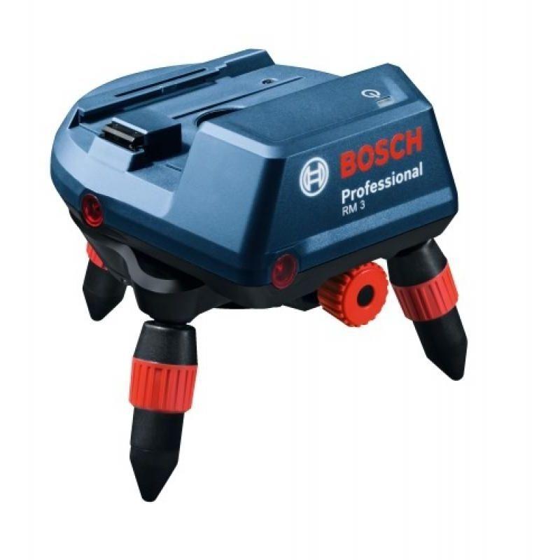 Bosch - Support motorisé RM3 pour niveau laser croix GCL2-50CG