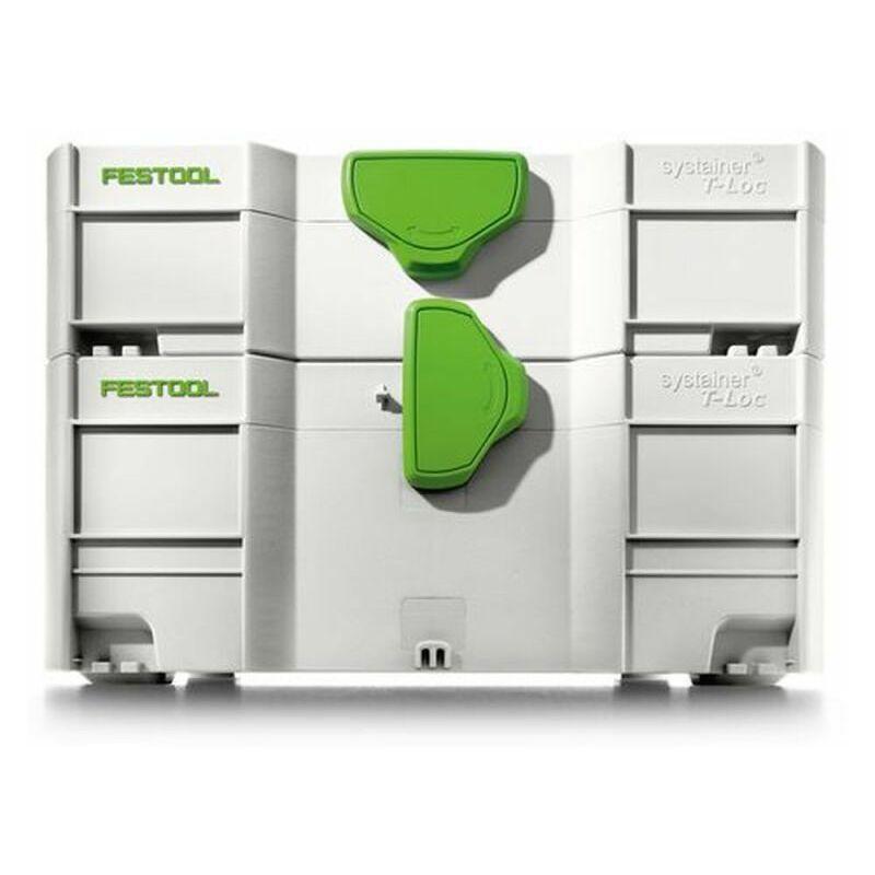 Festoolsystainertrr - SYSTAINER T-LOC SYS 5 TL 396 x 296 x 420 FESTOOL 497567