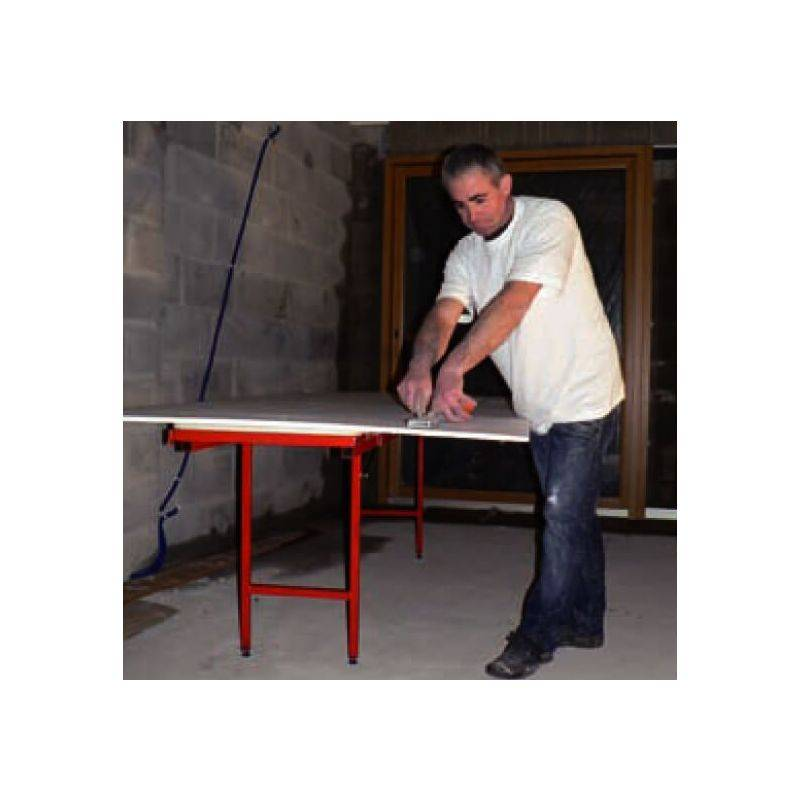 LEVE PLAQUE - MATISERE Leve Plaque-matisere - Table de plaquiste