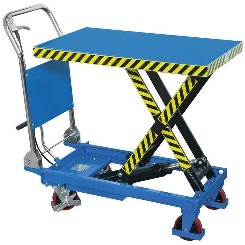 FERVI Table Élévatrice Hydraulique Mobile 500 Kg Fervi 0010