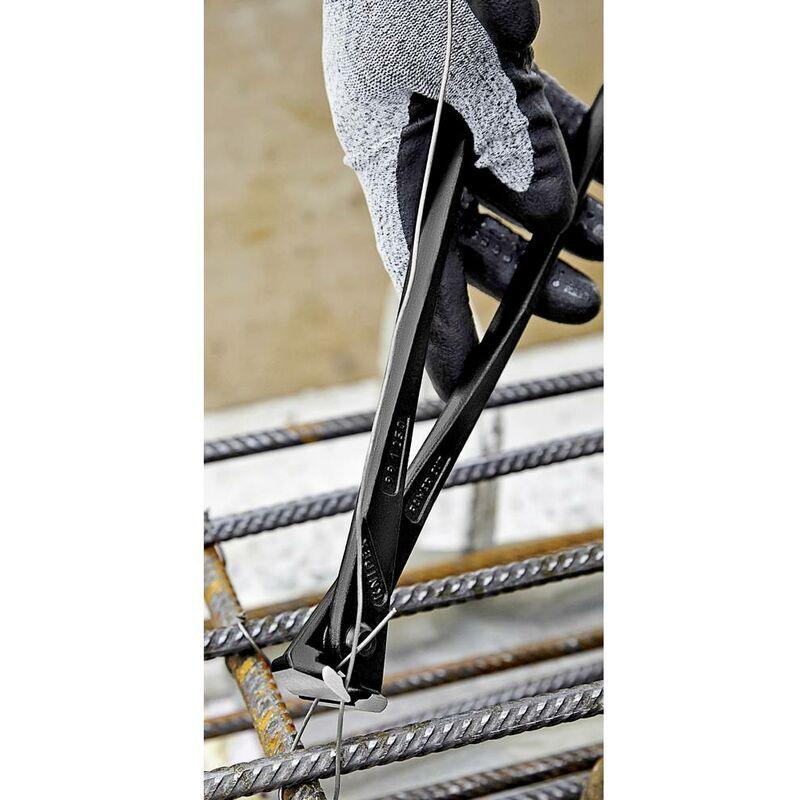 KNIPEX Tenaille russe à forte démultiplication noire, 300mm 99 10 300 - Knipex