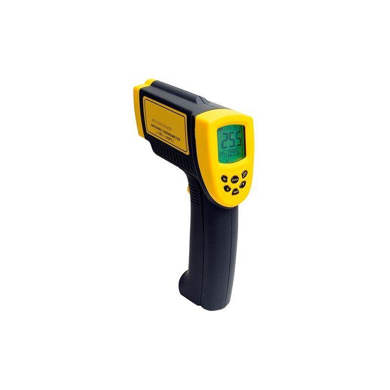D-WORK Thermomètre à visée laser -18 à plus 1350°C - XTT1472 - - D-work