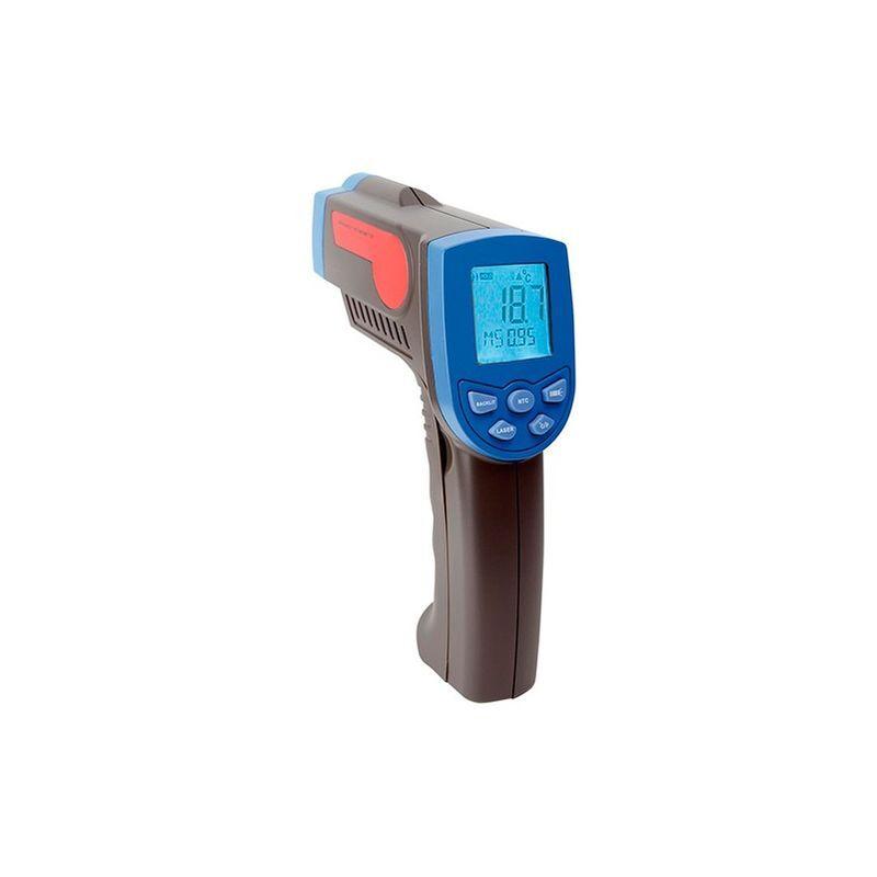 D-WORK Thermomètre à visée laser -30 à plus 1050°C - XTT1471 - D-Work - -
