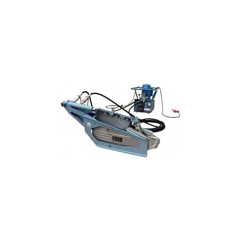 Websilor - Tirfor hydraulique - 3.2 tonnes - Capacité : 4 x 3200 kg