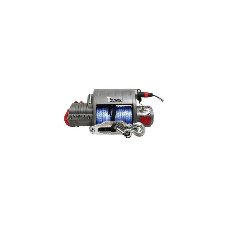 TMAX Treuil électrique 12 V 4.3 T filaire et à distance