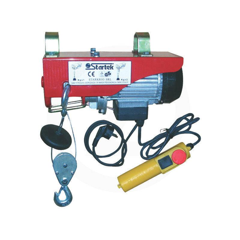 UNIVERSEL Treuil electrique 230V 900Kg Adaptable