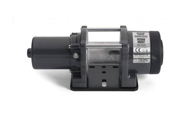 WARN Treuil électrique Warn 12v - H 800 - Charge max 330 kilos - Câble 15m