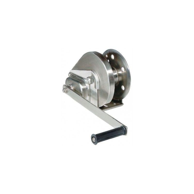 WEBSILOR Treuil inox manuel - Capacité : 960 kg