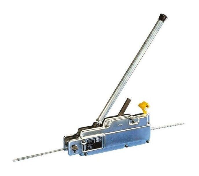 FINISH Treuil manuel tirfor 3200 kgst 532 + cable 20 m de 16 mm -58519
