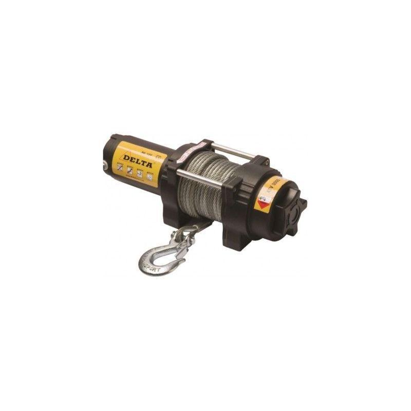 Websilor - Treuils électrique de traction - 1360 kg - 12V