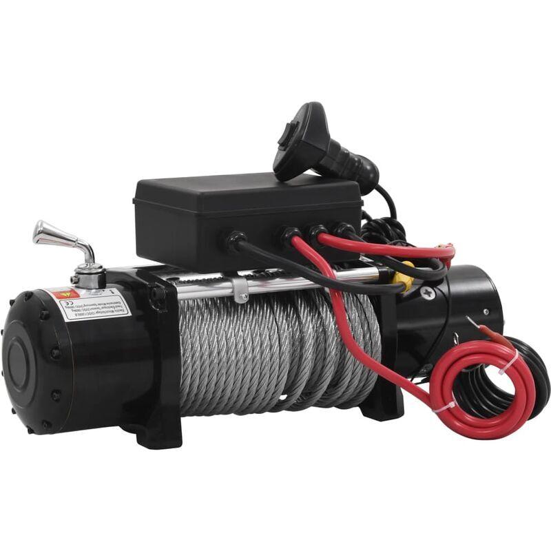 True Deal Treuil électrique 12 V 5909 kg