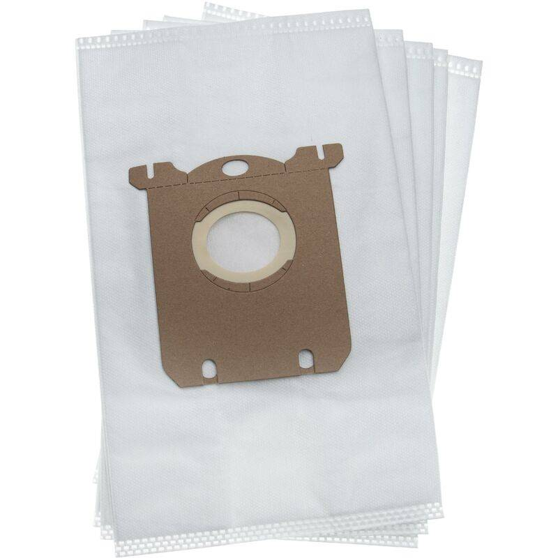 VHBW 5 sacs micro fibres non tissées compatible avec AEG RF 2000 Ultra, System Pro P