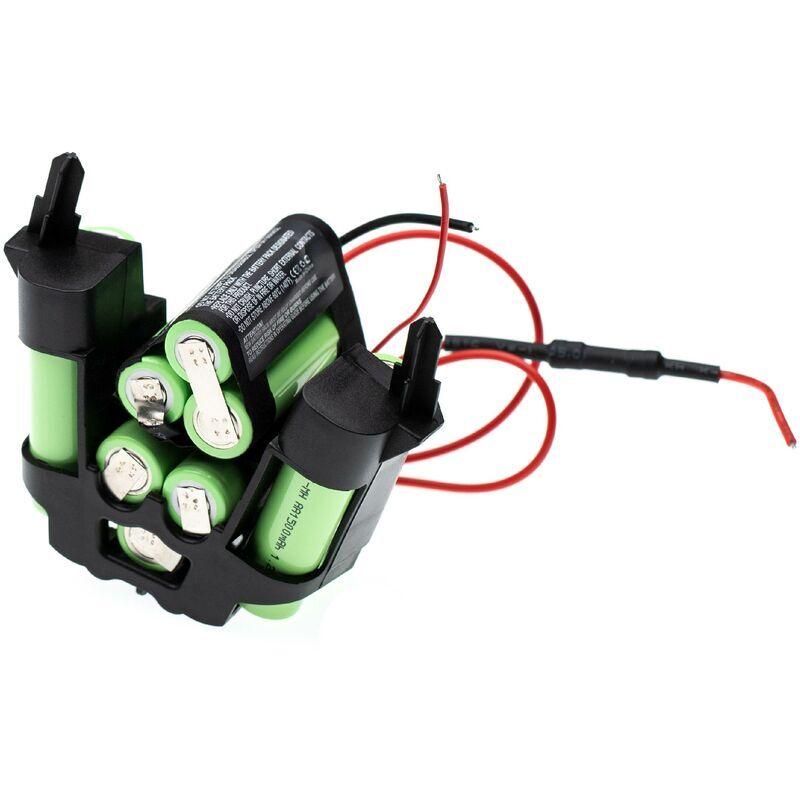 VHBW batterie remplace AEG 2199035011 pour aspirateur Home Cleaner (1500mAh, 12V,
