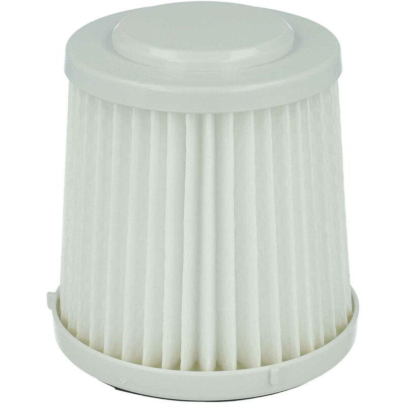 vhbw Filtre d'aspirateur compatible avec Black & Decker Dustbuster Flexi 10,8V,