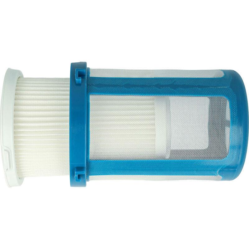 vhbw filtre d'aspirateur compatible avec Black & Decker Multipower Allergy