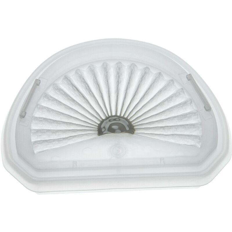 VHBW Filtre d'aspirateur remplace Black & Decker N600601, VPF30 filtre pour