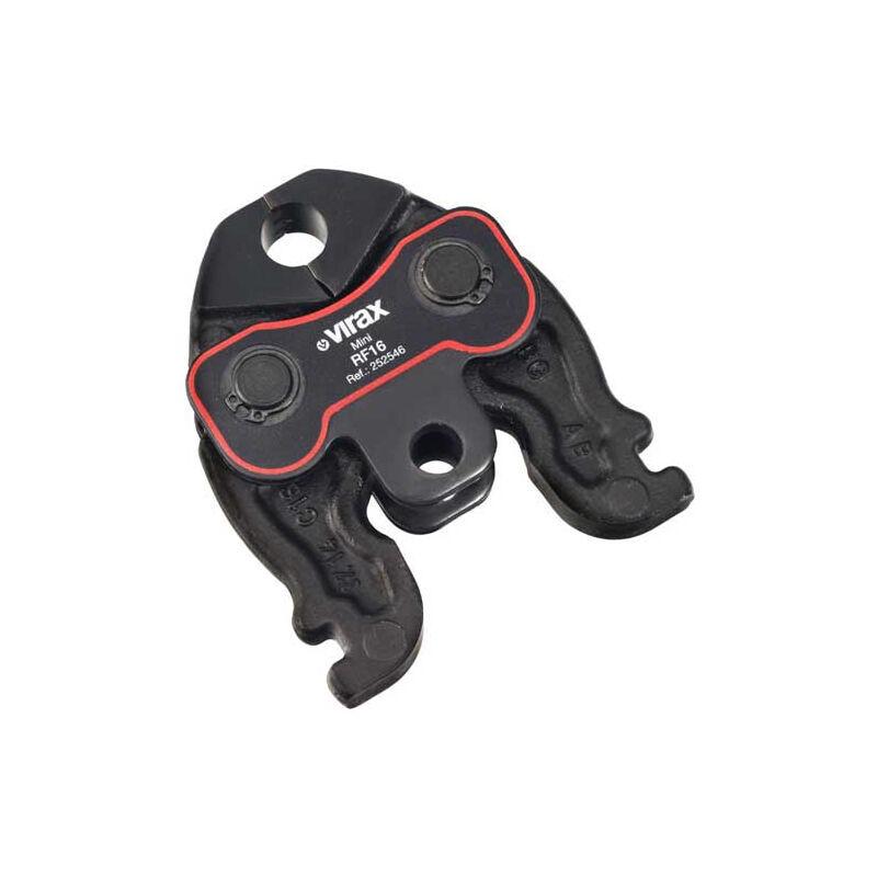 VIRAX Coffret Pince à sertir (Mâchoire) profil V12-15-18-22-28 pour VIPER M21 et