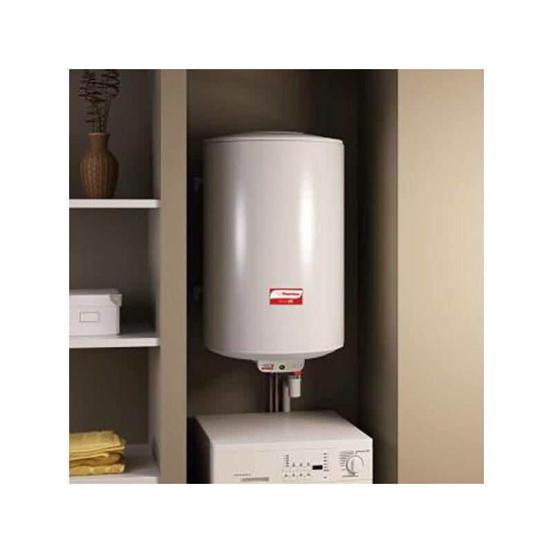 Thermor - Chauffe-eau électrique Duralis ACI Hybride 150L vertical mural compact